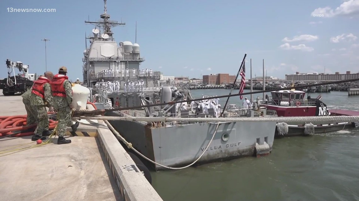 U.S. Navy eliminating 500 positions, local impact currently unknown
