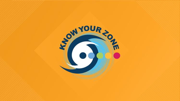 Know Your Zone Logo
