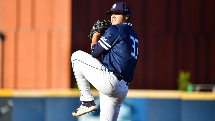 ODU's Gregory taken in 8th round of MLB Draft by Blue Jays