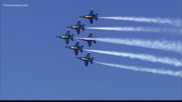 Naval Air Station Oceana to hold pre-air show mishap drill