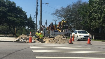 Norfolk putting new upgrades beneath the streets of Ocean View