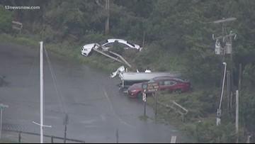NEWSMAKER: Financial help for Hurricane Dorian victims