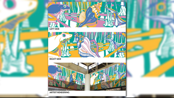 Winners selected for Virginia Beach rec center murals