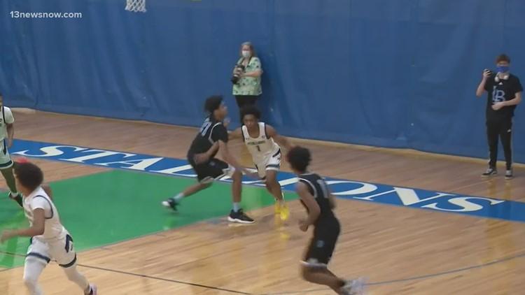 State basketball semifinal roundup for Hampton Roads