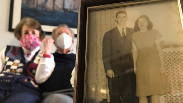 Norfolk seniors share stories of love, remembrance for Valentine's Day
