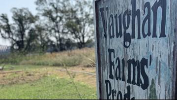 Late heat, lack of rain impacting local farmers