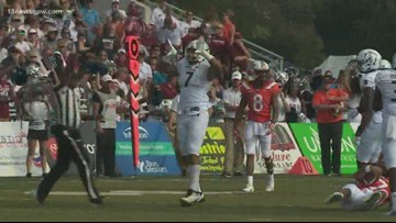 NFL Draft: ODU's Oshane Ximines gets the call