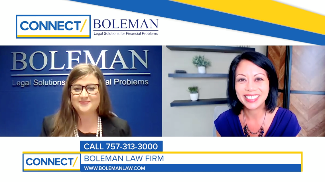 CONNECT with Boleman Law Firm: Avoiding eviction and utility shutoffs