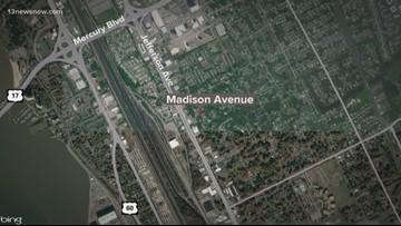 Police: Man dies after being found in Newport News parking lot with gunshot wound