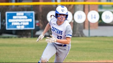Ohanian blasts 2 more homers as CNU rolls to Regional Final