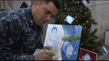 More than 200 Angel Tree tags remain unfulfilled
