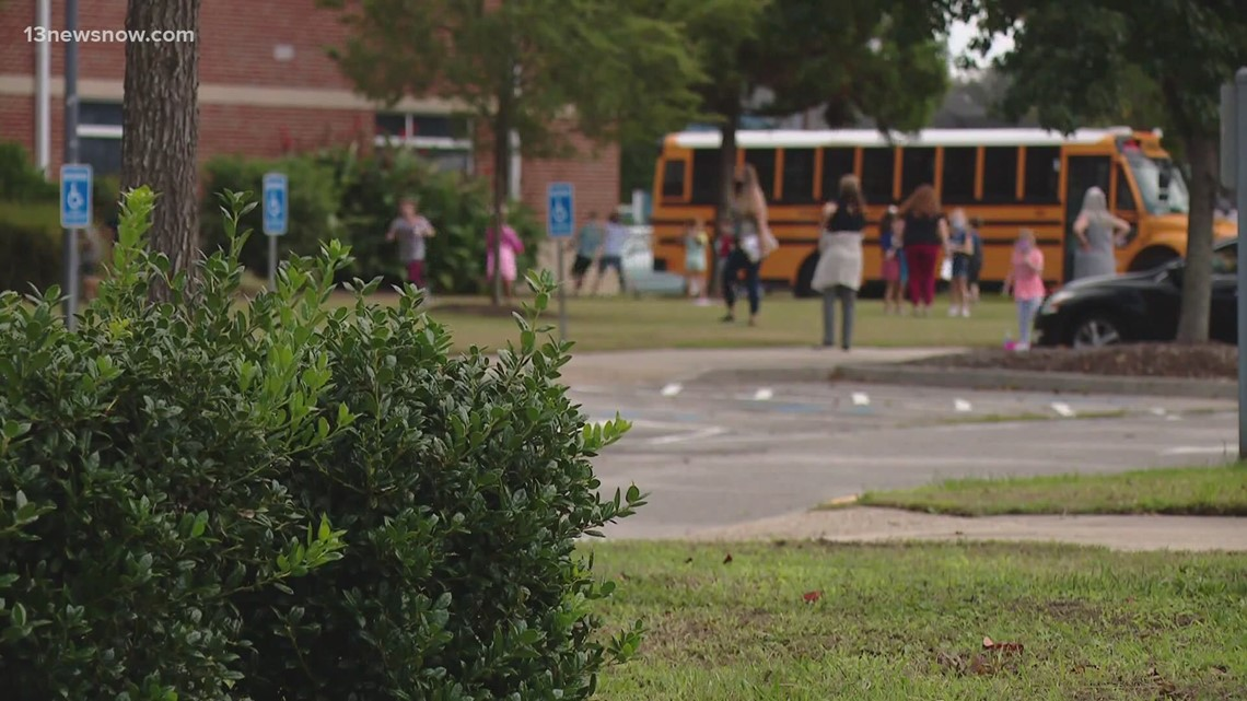 York, Gloucester counties move to 4 day in-person learning