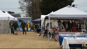 ViBe Creative District hosts pop-up outdoor market on Small Business Saturday