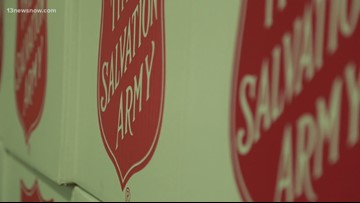 Salvation Army asking for donations to help families