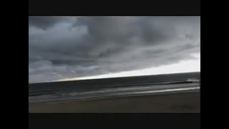 Storm in Nags Head, 8/20/21