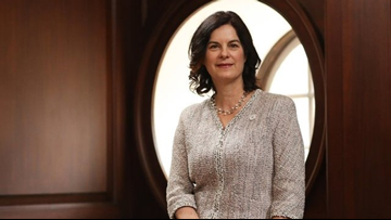 William & Mary formally inaugurates first female president