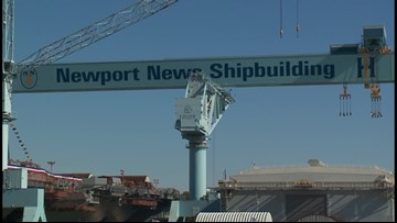 Newport News Shipbuilding offers voluntary buyouts to 2,500 salaried managers