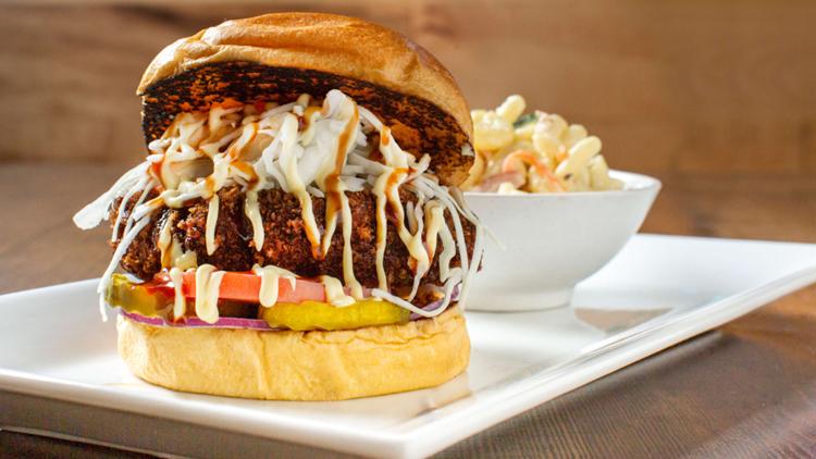 FRIDAY FLAVOR: Oishii Burger in Virginia Beach