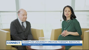 CONNECT with Hampton University Proton Therapy Institute