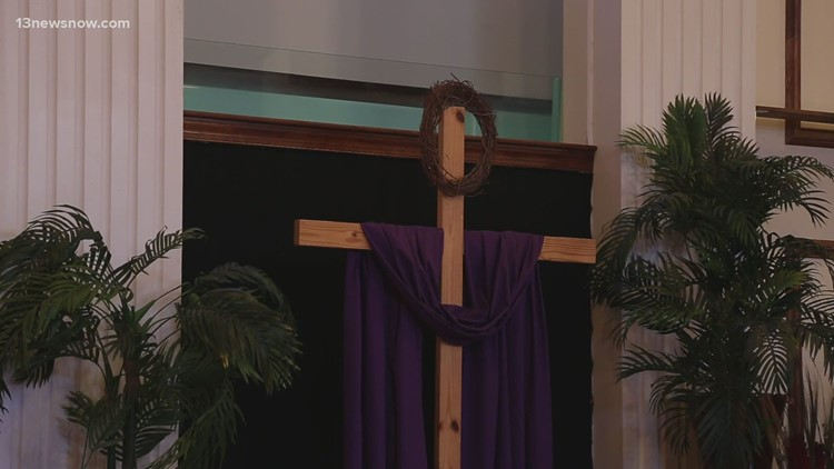 Churches, houses of worship plan for Easter celebrations during COVID-19 pandemic