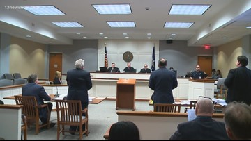 Trial continues in dispute over Virginia Beach city council seat