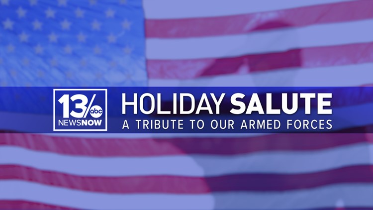 Watch the 34th Annual 'Holiday Salute' on 13News Now!