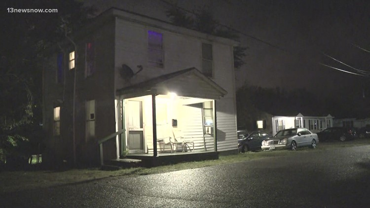 10-Month-Old Child Hurt in Suffolk Shooting