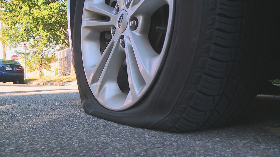 VERIFY: No, heat won't pop a tire