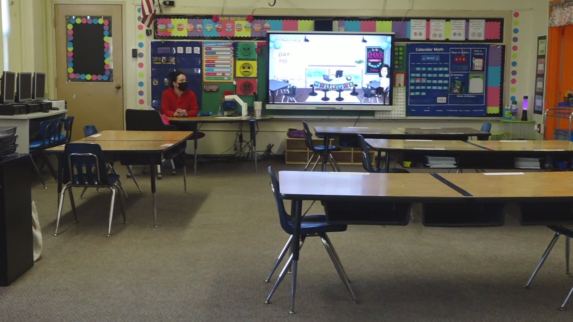 I can't wait' | Norfolk Public School teachers back in the classroom,  preparing for students | 13newsnow.com