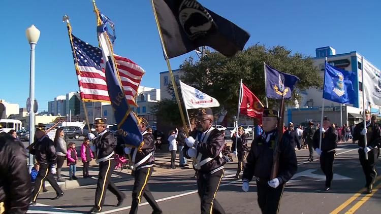Virginia Beach chosen as 'National Veterans Day Regional Site' for the 13th year