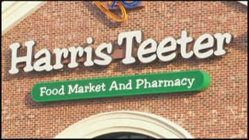 New Harris Teeter coming to Suffolk