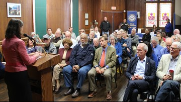 Congresswoman Luria held town hall in Cape Charles