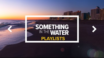 13News Now Team creates Something in the Water festival playlists