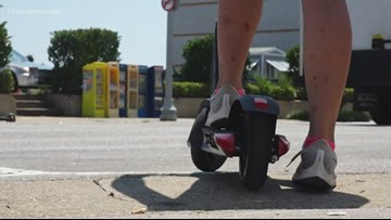 Virginia Beach asking residents for feedback on electric scooters