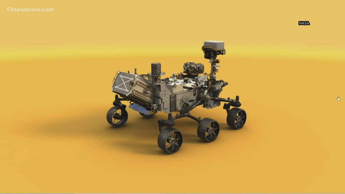 NASA's Mars 2020 Perseverance rover is ready to land