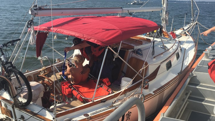 Coast Guard assists 61-year-old suffering from paralysis symptoms in Virginia