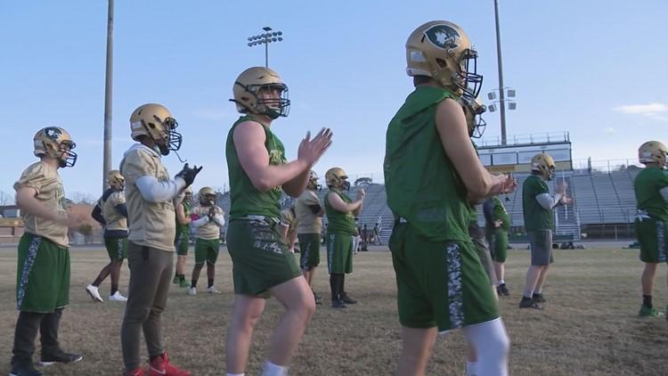 High schools tune up for winter/spring football season