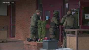 Suffolk leaders hold active shooter drill