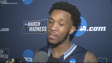 ODU falls to Purdue in 1st round on NCAA tournament