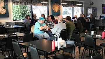 Shutdown taking a toll on local restaurants
