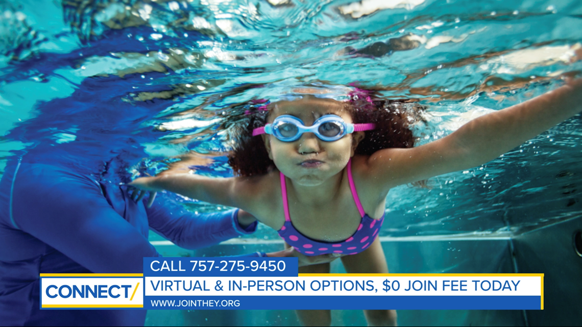 CONNECT with YMCA of South Hampton Roads: Virtual classes and 24-hour locations