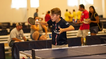 Annual Ping Pong for Charity Tournament returns to Virginia Beach