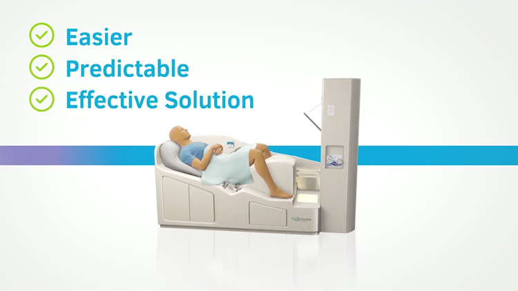 CONNECT with HyGleaCare: Relief from constipation