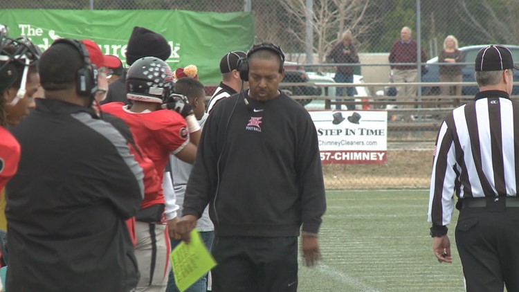 Jackson named new head football coach at Norcom