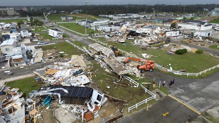 Deadline for NC nonprofits to apply for emergency grants following Hurricane Dorian