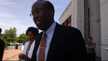Mark Whitaker's civil rights restored