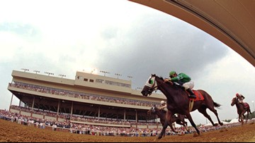 Live horse racing returns to Virginia after a 5-year absence