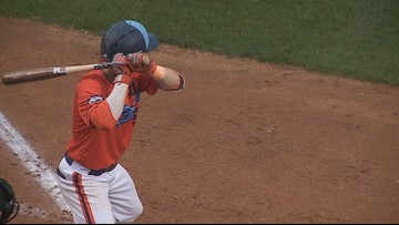Boone family takes father-son catch to next level