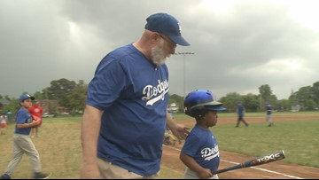 Norfolk man found a need for Challenger Youth Baseball in Ocean View