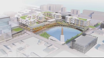 Virginia Beach City Council passes term sheet for project at old Dome site, 9-1